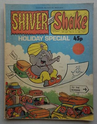 Shiver and Shake Holiday Special comic 1980 FN-/FN (phil-comics)
