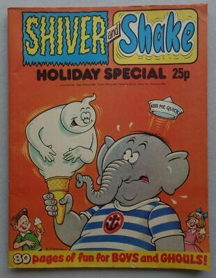 Shiver and Shake Holiday Special comic 1975 FN/FN+ (phil-comics)