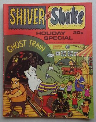 Shiver and Shake Holiday Special comic 1977 FN-/FN (phil-comics)