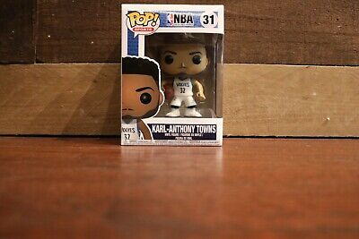 Funko Pop! Sports NBA - Karl-Anthony Towns Minnesota Timberwolves