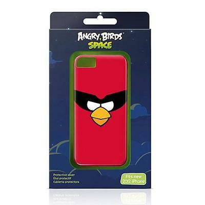 Gear 4 Angry Birds Case/Cover for iPhone 5/5s/SE - Red Bird Officially Licenced