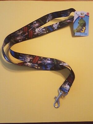 Disney Pixar Toy Story Themed Lanyard with Clip - ID / Badge Holder ~ Brand NEW