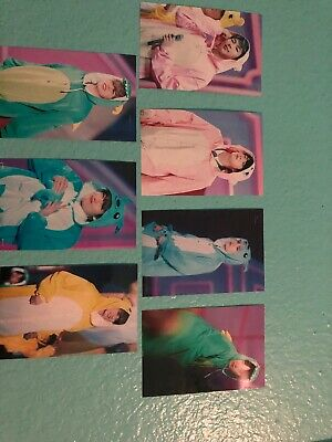 BTS 4th Muster Cards