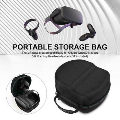 Glasses Storage Case Box Anti-scratches For Quest VR Gaming Headset Controllers