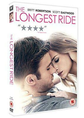 The Longest Ride [DVD] [2015], New, DVD, FREE & Fast Delivery
