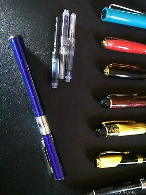 Fountain pens As Is A Wonderful Start For A Collector