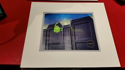 The Real Ghostbusters 1987 Animation Production Cel with COA - #F Slimmer