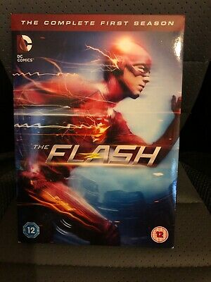 Flash Season 1 Dvd