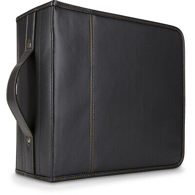 Case Logic 320 Capacity CD Wallet - Black Electronic Case NEW