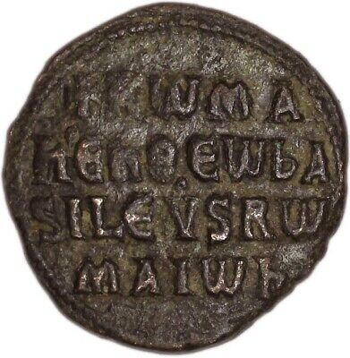 BYZANTINE EMPIRE coin FOLLIS Constantine VII and Romanus I.(913.-959.) VF