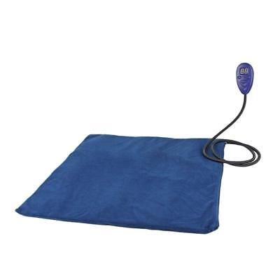Pet Heating Pad, 7-Level Controller DC12V Safe Electric Dog Cat Heating,  Waterp