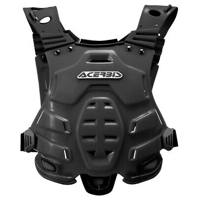 Acerbis Profile Chest Protector - Black