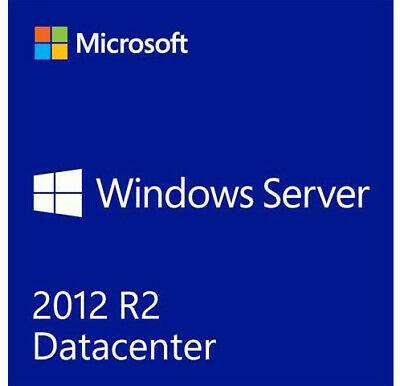 MS WINDOWS SERVER 2012 DATA CENTER R2 Full Version License