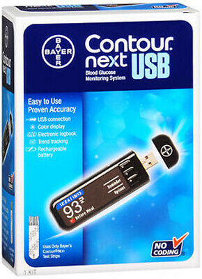 Contour Next ONE Blood Glucose Monitoring System