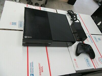Microsoft Xbox One 1540 500GB Black Console With Controller