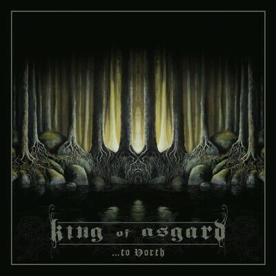 King Of Asgard - ...to North CD Metal Blad NEW