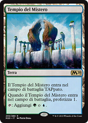 Temple of Deceit THS Theros Tempio dell/'Inganno EXC ITA MTG