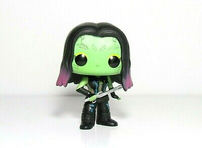 Gamora #15 Funko Pop Loose Figure Guardians Of The Galaxy Marvel Avengers