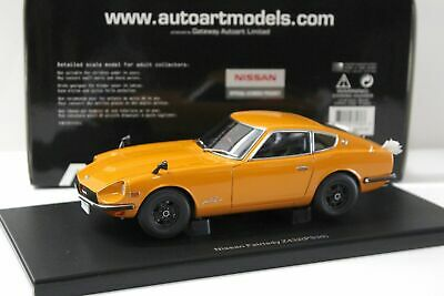 1969 Nissan Fairlady Z432 Diecast Model Car 77436 Toys