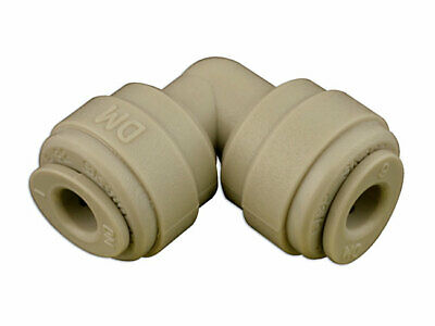 Pk 10Connect 31087 GENUINE Push-Fit Elbow Union 5//16in