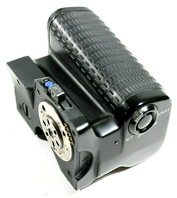 Mamiya Y01670 Power Drive Grip Motor Winder for M645 Super 645 UK Fast post