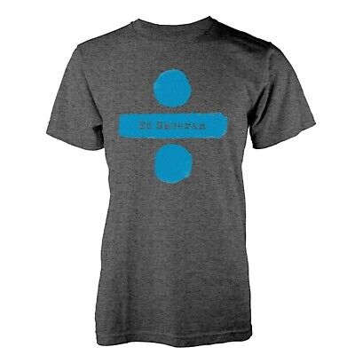 DIVIDE LOGO  ED SHEERAN  T-Shirt. various sizes quality  official merchandise