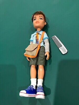 BRATZ Boyz 24cm with Accessories NEW never played with