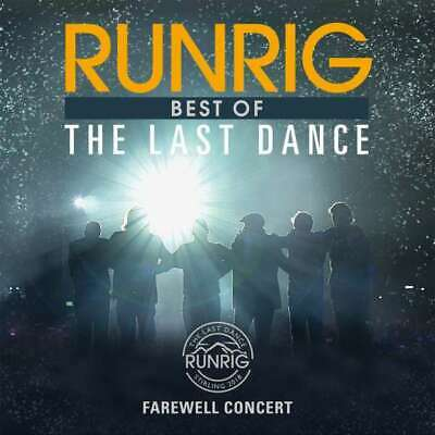 RUNRIG  The Last Dance - Farewell Concert Best Of ( Live at Stirling)  2 CD NEU