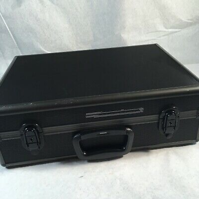 Jessops Hard Flight Case Camera Gear Media Travel Portable Carry Compartments