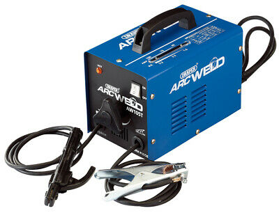 Genuine DRAPER 100A 230V Turbo Arc Welder | 53082