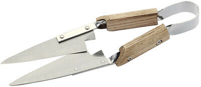 Genuine DRAPER 300mm Topiary Shears with Wood Handles | 76774