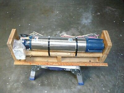 """Franklin Electric 2366539020 6"""" 15hp,Submersible Well Pump Motor. 3-phase"""