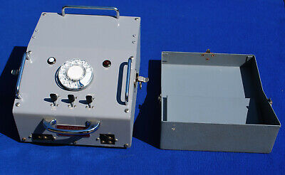 Automatic Electric Rotary Dial Toll Trunk Test Set EX 1950s