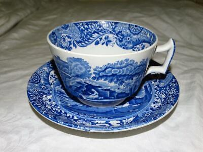 Vintage Copeland Spode Italian Design Large Breakfast Cup & Saucer,V.g.condition