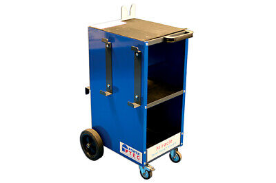 Power-TEC 91606 Miracle Slim Trolley - Complete with tilt wheels and castors