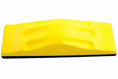 Genuine Power-TEC 91393 Curved Sanding Block - Curved edge for contour sanding