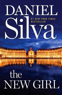 The New Girl by Daniel Silva: Used
