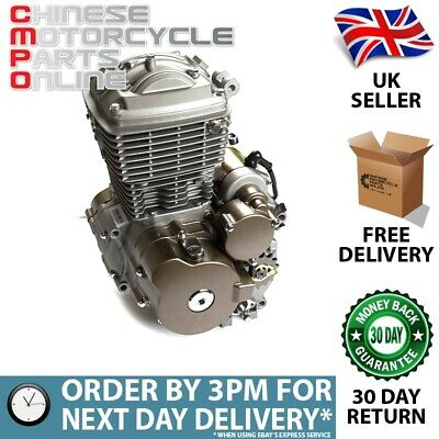 Engine Complete for Lexmoto Isca 125 SK125-L, Zontes Javelin 125I JAVELIN125