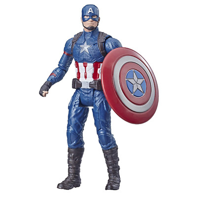 Marvel Avengers: Endgame Titan Hero Series Captain America Action Figure toys