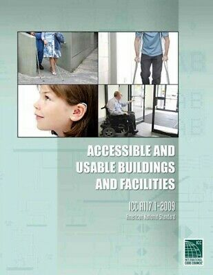 Accessible and Usable Buildings and Facilities ICC A117.1-2009, Paperback by ...