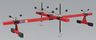 Genuine SEALEY ES601 | Engine Support Beam with Cross Beam 500kg Capacity
