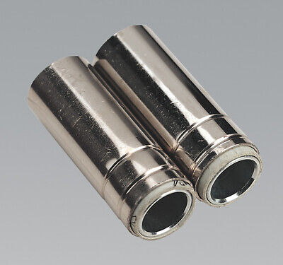 Sealey MIG915 Cylindrical yeszzle TB25/36 Pack of 2