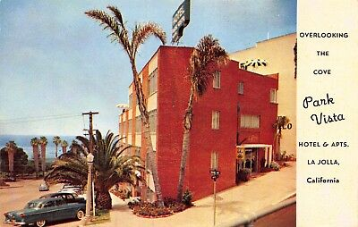 Postcard Park Vista Hotel & Apartments in La Jolla, San Diego, California~118748