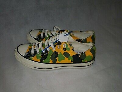 NEW Converse Chuck Taylor All Star Ox Camo  Shoes Sneakers Mens Size 9.5