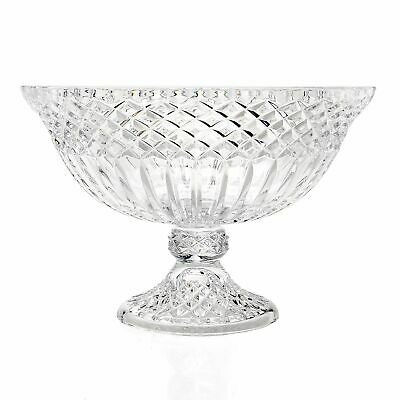 Waterford Crystal Limited Edition Footed Bowl - Inspired by Jorge Perez
