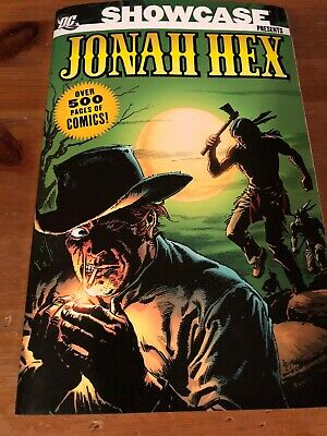 DC Showcase Presents Jonah Hex Volume 1 One Weird Western Tales All Star