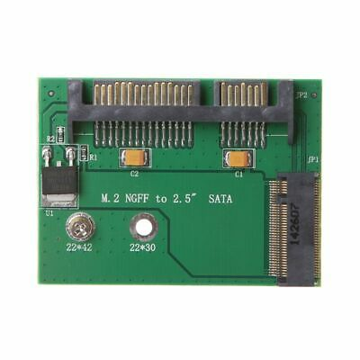 NGFF M.2 SSD SATA 3.0 Solid State Drive To SATA Interface Converter Adapter Card