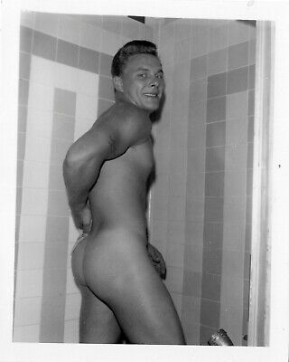 AMG Vintage Single Weight  Male Nude 4x5  Glossy Collection