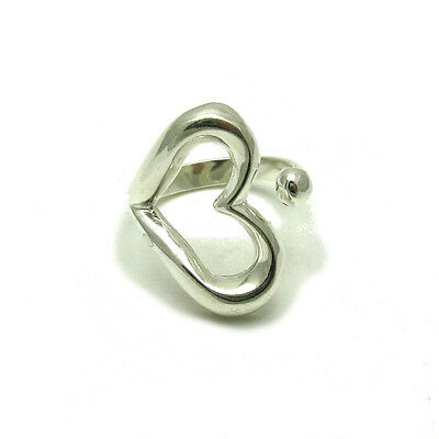 R000815 STERLING SILVER RING SOLID 925