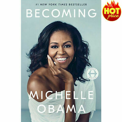 Becoming by Michelle Obama ⚡ 🔥 Instant Delivery 🔥⚡ 2018